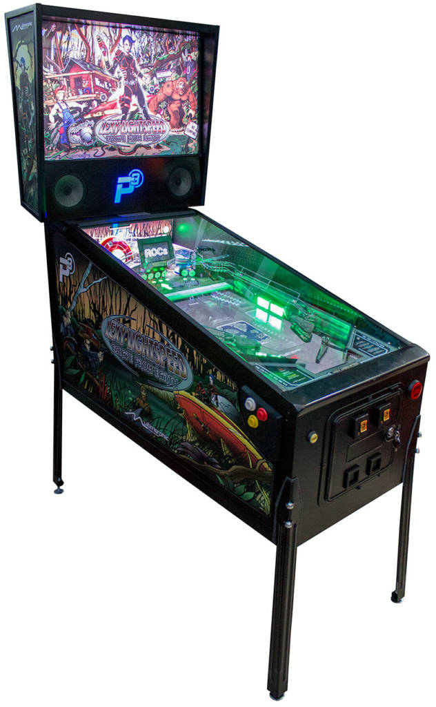 The P3 Pinball Platform from Multimorphic