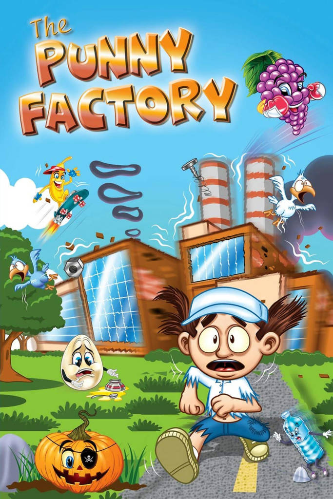 The Punny Factory by Andrew and Veronica MacBain