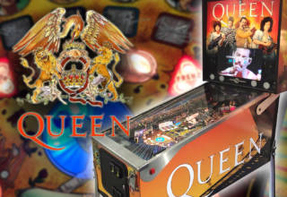 Queen from Pinball Brothers