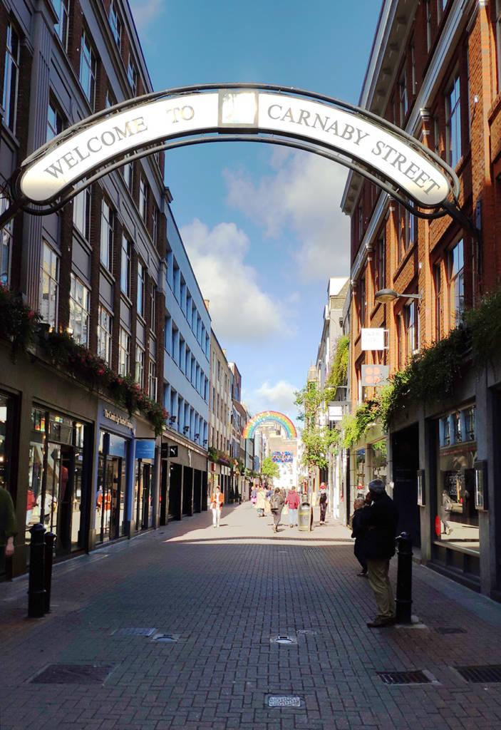 London's Carnaby Street
