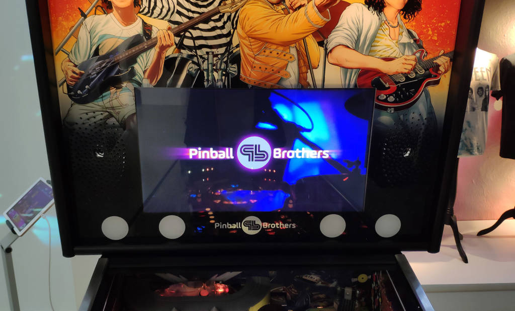 Thanks to Pinball Brothers for their help with this article