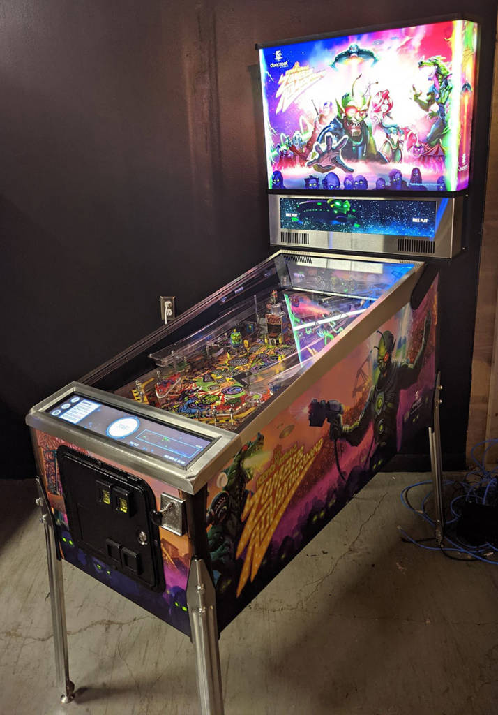 The Arcade edition of RAZA