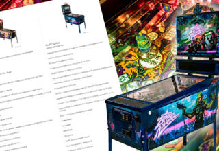 Orders are now open for Deeproot Pinball's RAZA game