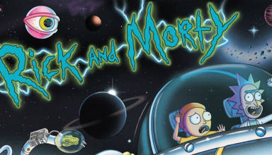 Rick and Morty Pinball from Spooky Pinball