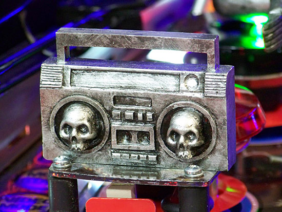 The Ghetto Blaster from Dead City Radio
