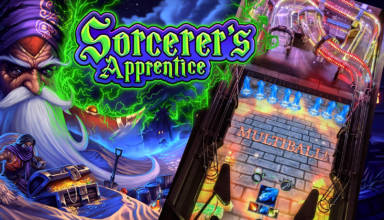 The Sorcerer's Apprentice game for the P3