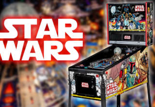 Stern Pinball's Star Wars Comic Pin