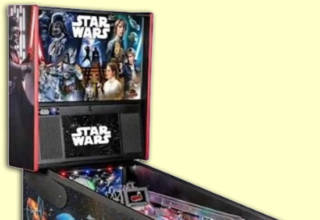 Star Wars by Stern Pinball