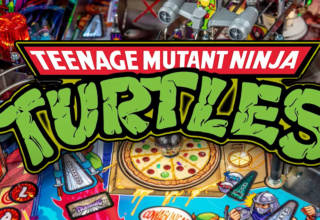 Stern Pinball's Teenage Mutant Ninja Turtles pinball
