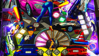 Tokyo Perfect Drift from Quetzal Pinball and STR Pinball