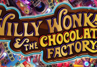 Jersey Jack Pinball's latest title is Willy Wonka and the Chocolate Factory