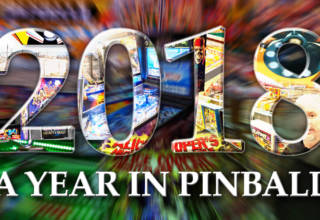 2018 - A Year In Pinball