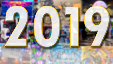 The Pinball News Review of the Year for 2019