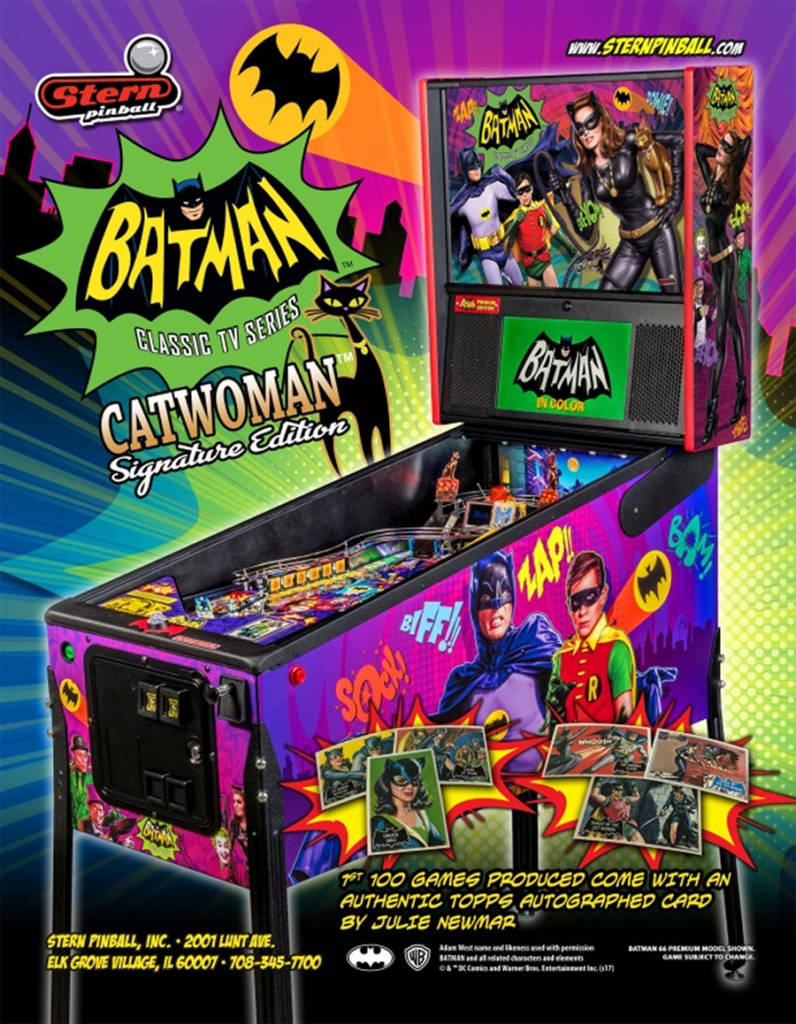 Stern's Catwoman Signature Edition of Batman 66