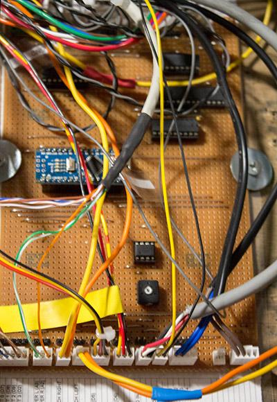The new Molex connectors