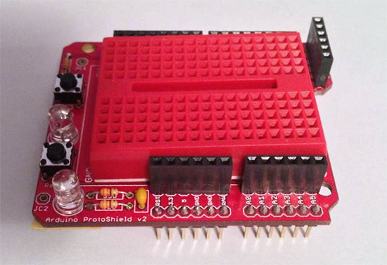 The Breadboard Shield