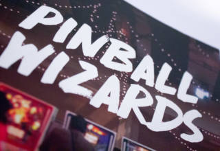 Pinball Wizards: Jackpots, Drains and the Cult of the Silver Ball