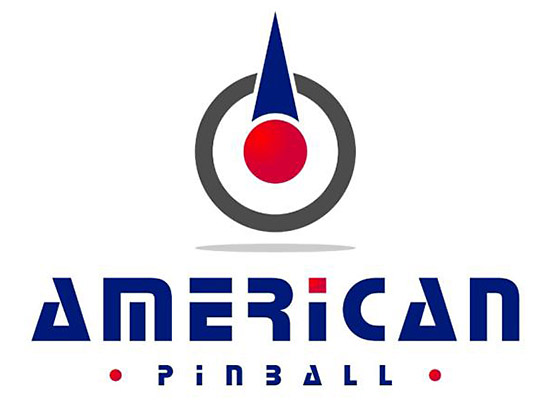 The American Pinball logo