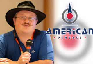 David Fix joins American Pinball