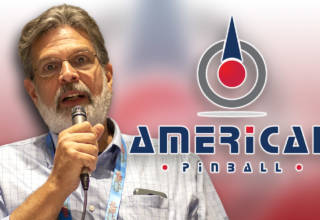 Dennis Nordman has joined American Pinball