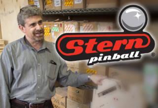 Doug Skor joins Stern Pinball