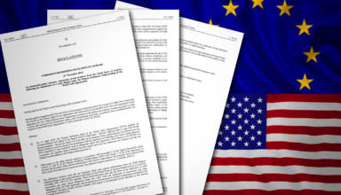 New tariffs introduced by the EU on US goods
