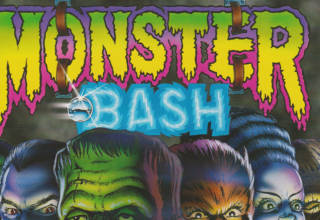 Monster Bash by Williams