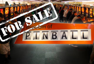 The Museum of Pinball is to sell their entire collection