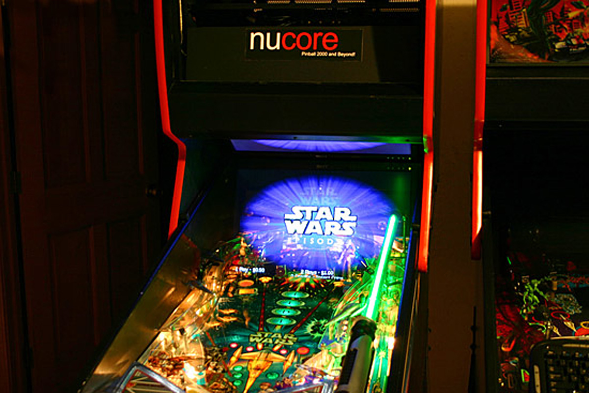 NUCORE RETURNS – Welcome to Pinball News – First & Free