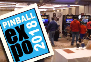 Changes at Pinball Expo 2018