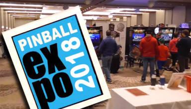 Changes at Pinball Expo 2018