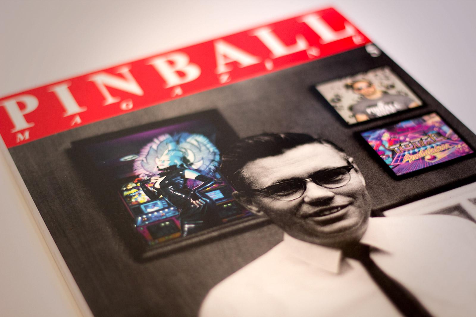 Scott Danesi 5: Wayne Neyens Pinball Magazine No Gottlieb Pinball and more