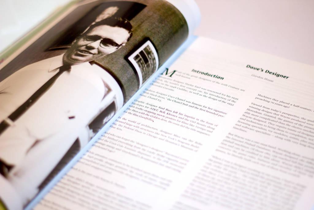 Gordon Hasse's biographical examination of Wayne's impact on pinball and beyond
