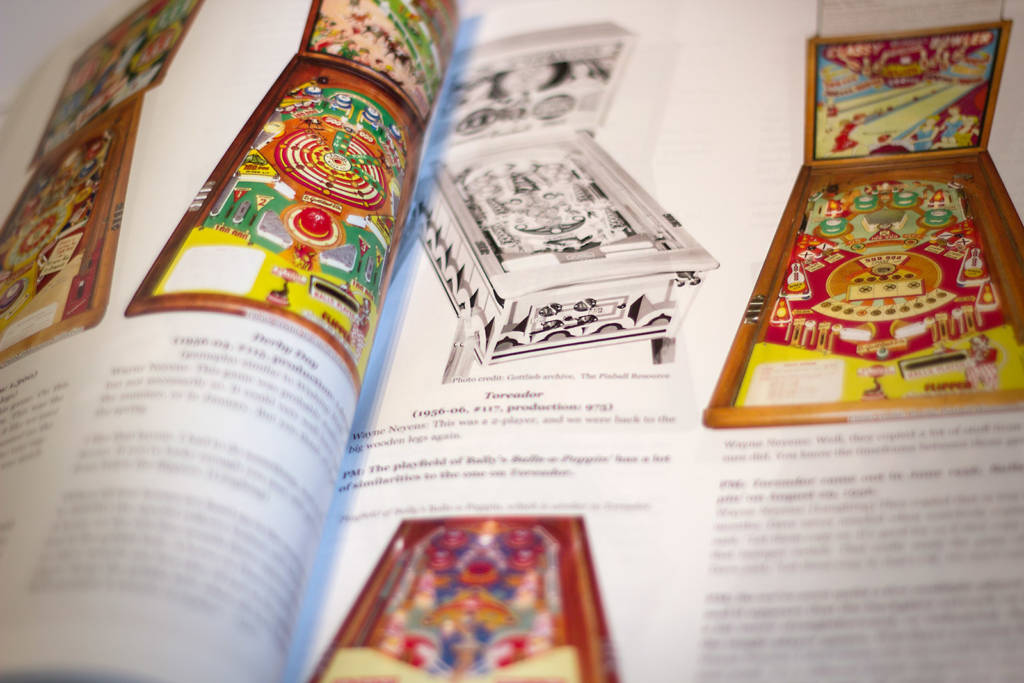 Each of Wayne's designs is illustrated and discussed