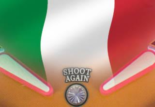Pinballs for Italy?