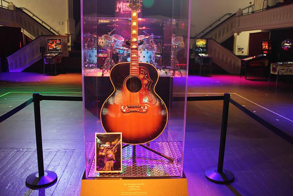 Pete Townshend's guitar