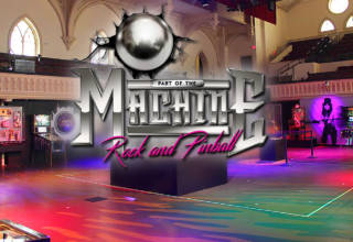 Part of the Machine: Rock and Pinball on Tour