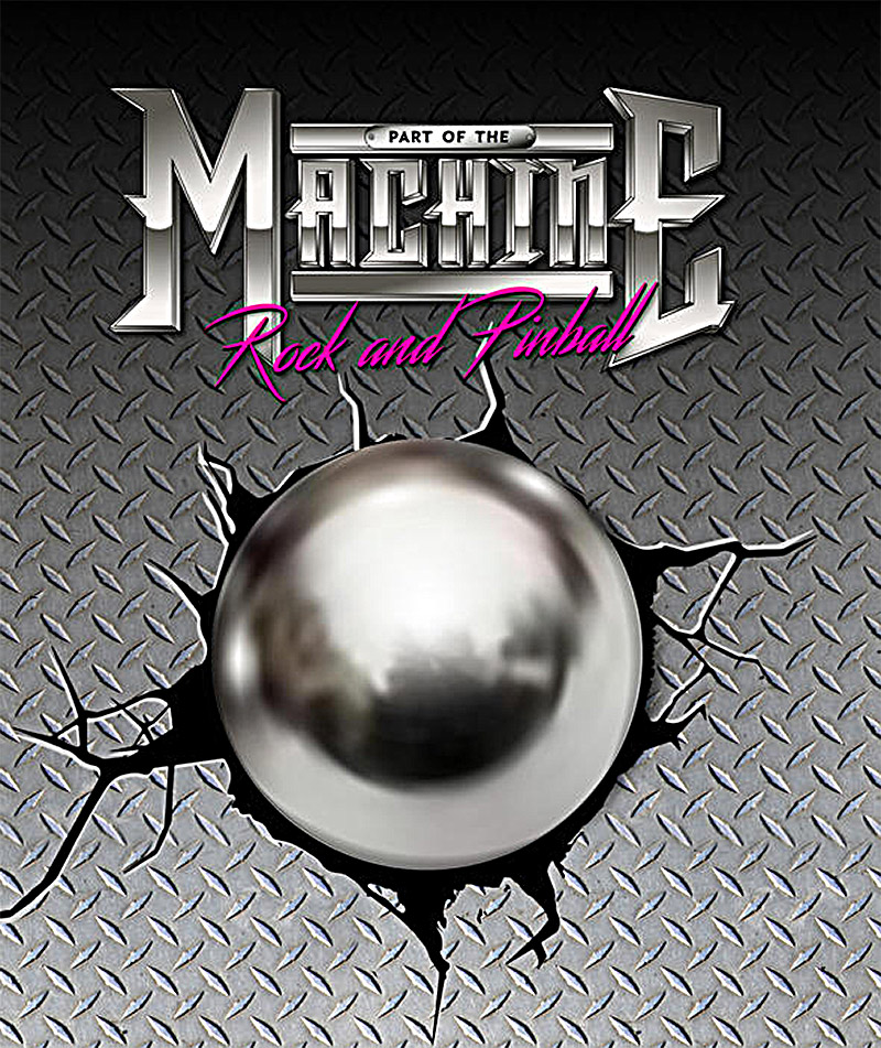 The Part of the Machine exhibition promotional graphic