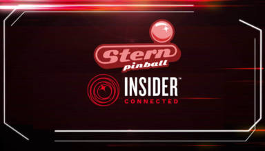 Stern Pinball announces their Insider Connected system