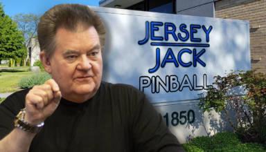 Steve Ritchie joins Jersey Jack Pinball