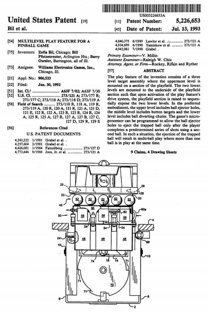 The patent for the Time Expander from Doctor Who