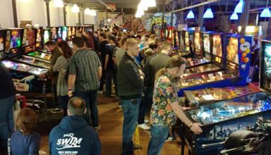 8BitFlip at Arcade Club