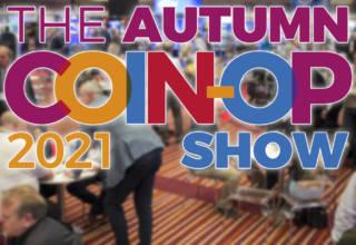 The 2021 Autumn Coin-Op Show