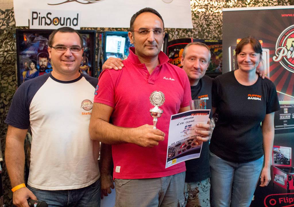 Third place, Cesari Datri