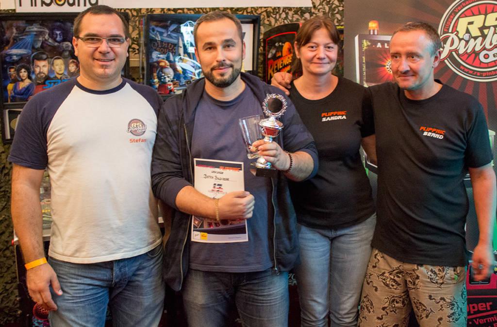 Second place, Boldizsár Botka