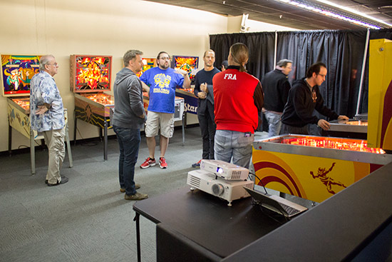 Early qualifiers in the Classics Tournament