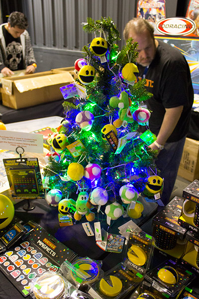 Remember, a Pac-Man is not just for Christmas