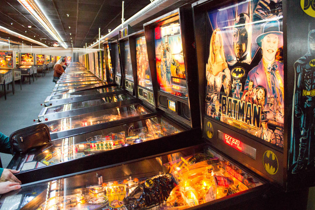 ARCADE EXPO 2019 – Welcome to Pinball News – First & Free