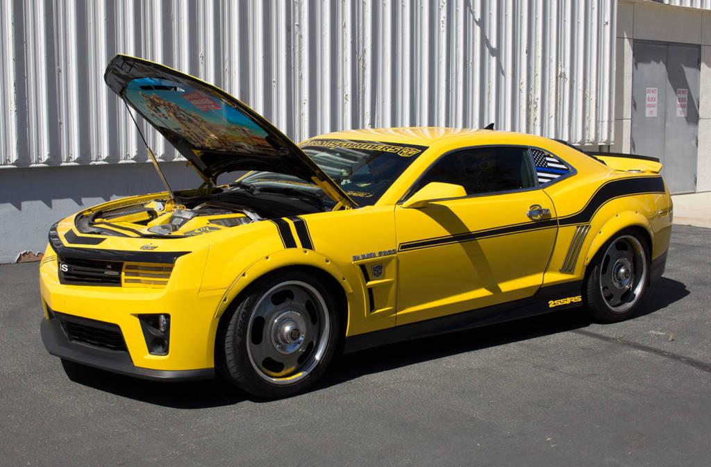 The Bumblebee car