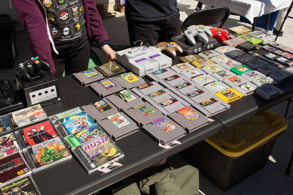 Game cartridges for sale